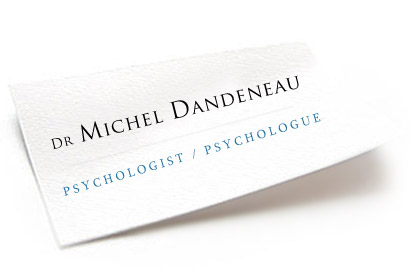 Dr Dandeneau - Psychologist/Psychologue